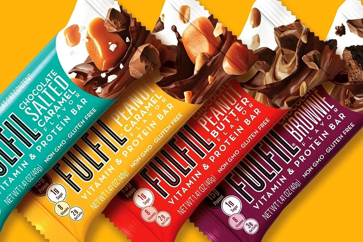 Fulfil Nutrition Protein Bars